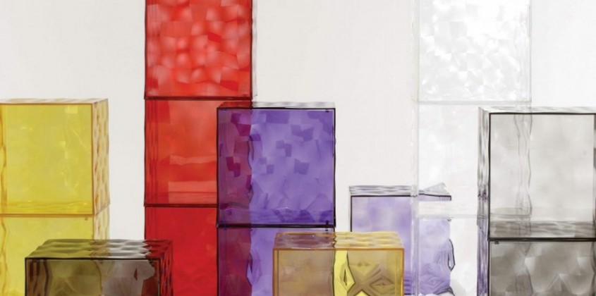 kartell-optic-storage-cube collaretti design moderno25